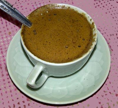 rasa khas kopi luwak