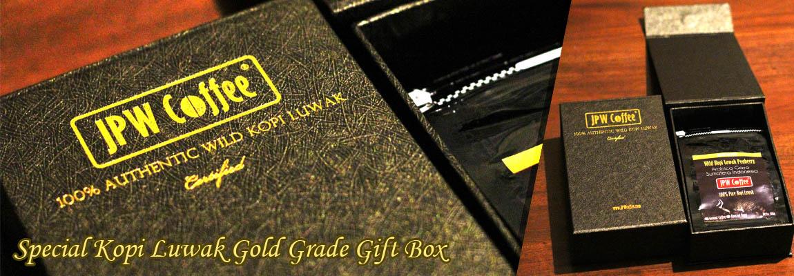 kopi luwak gift box